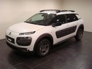 Informatie over Citroen Cactus