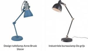 Stoere lampen